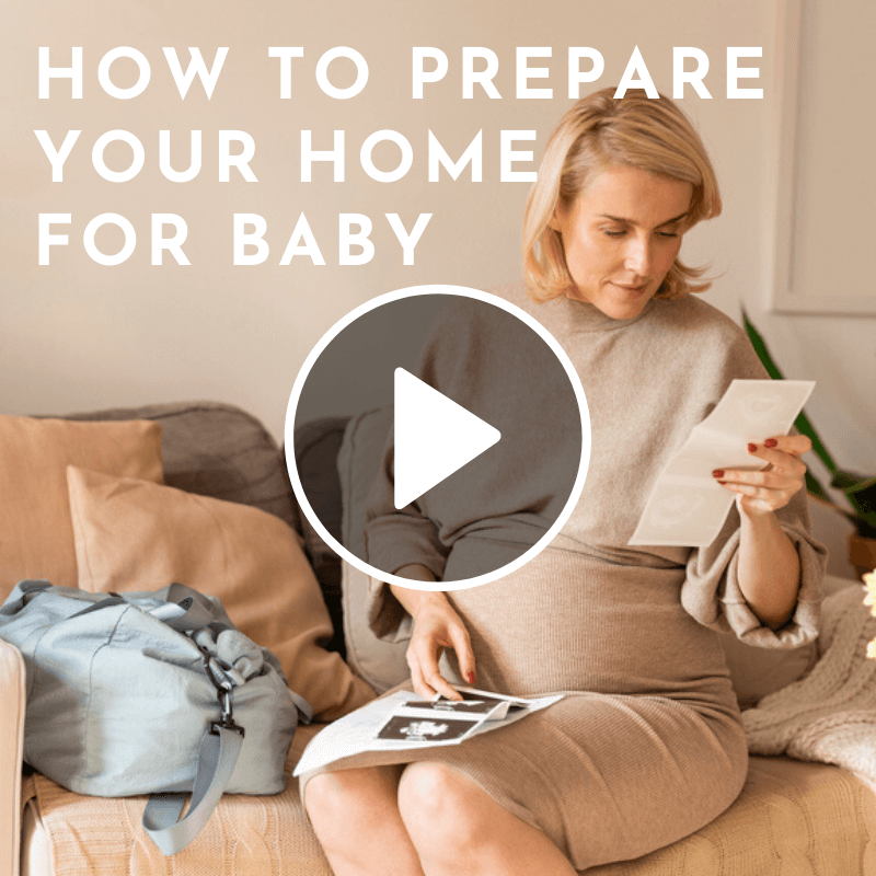 video how to prepare your home for baby