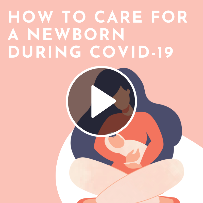 Postpartum and baby care tips video