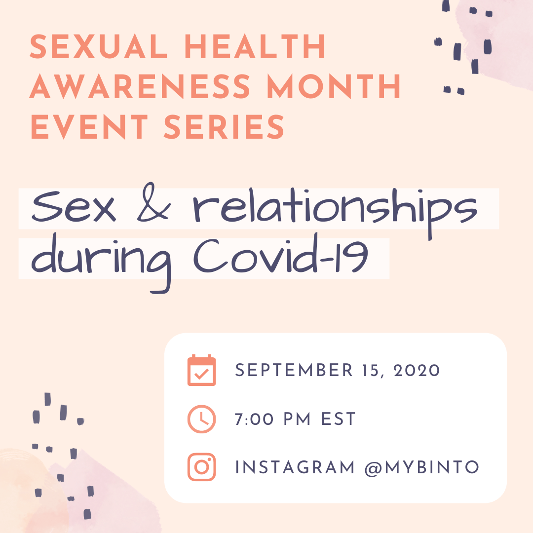 IG Live Event Graphic Sex & Relationships